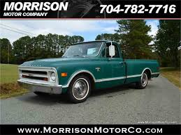 1968 Chevrolet C10 for Sale | ClassicCars.com | CC-1034231