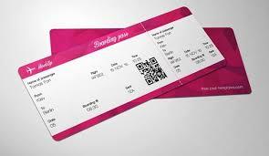 Free Tiket 10 Full Free Ticket Mock Ups Psd For Branding Graphic