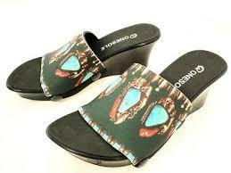 Onesole <b>Women's</b> QC <b>Elegance Soft</b> Step Sandal, <b>Black</b>, 5 M US ...