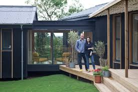 Grand Designs Lake Bennett House Finished Grand Designs Creative Couple Plan Radical New Home With