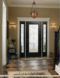 white front door inside. Black Front Door In Foyer Images Entry Doors On Ideas Exterior White Inside