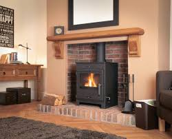 artisan portway central heating stove