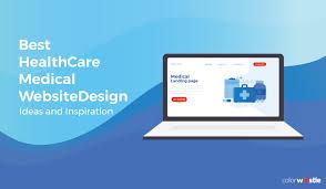 Flat Ecommerce Design Inspiration 55 Best Healthcare Medical Website Design Ideas And