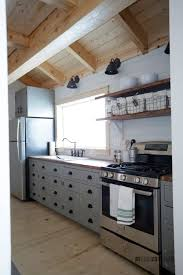 Diy Build Kitchen Cabinets Ana White Diy Apothecary Style Kitchen Cabinets Diy Projects