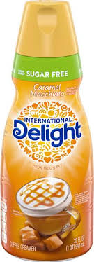 Have a great day, sincerely the maddest hippie in the world. International Delight Sugar Free Caramel Macchiato Coffee Creamer 32 Fl Oz Bottle Hy Vee Aisles Online Grocery Shopping