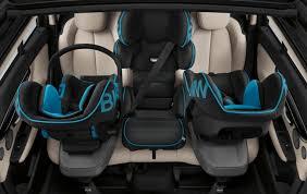 bmw baby seats
