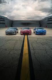 Camaro chevy camaro ss mpg : Chevy Reveals New 2016 Camaro, Promises 30-Plus MPG | J.D. Power Cars