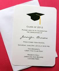 Homemade Graduation Invitations Homemade Graduation Announcements