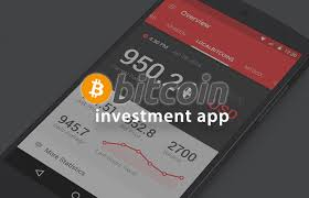 bitcoin investment app