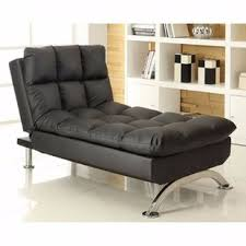 black leather chaise lounge. Simple Black Middleville Leather Chaise Lounge For Black