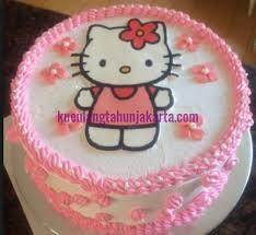 0888 242 7878 Jual Kue Ulang Tahun Hello Kitty Harga Murah Di