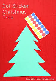 Christmas Tree Art Projects  Christmas Lights DecorationChristmas Crafts For Toddlers