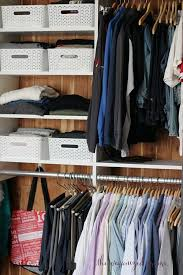 the best ways to diy closet organizer