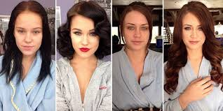 make up artist posts shocking before and after photos of the stars she styles business insider