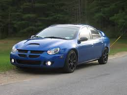 SRT4 Hood Installed - DodgeForum.com