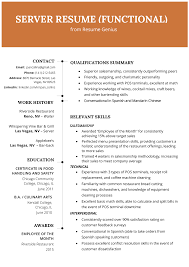 Examples Of Qualifications For Resumes How To Write A Qualifications Summary Resume Genius