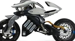 wanna ride yamaha teases its ai powered motorbike photo video