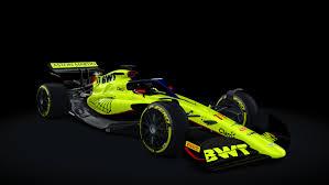 Updated Aston Martin Racing Point Hybrid X 2021 Racedepartment