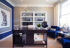 Transitional Home Office with Micaden Chair