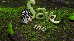 save nature poster cgi d naimtion graphics image makers india lycodonfx go green wildlife media creation agency mumbaijpg  conservation of nature essay for kids