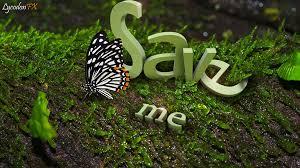 save me nature conservation image portfolio
