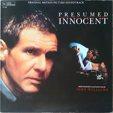 Presumed Innocent Film Inspiration John Williams 44 Presumed Innocent Original Motion Picture