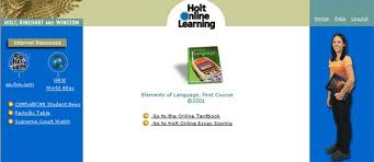 holt online essay scoring teacher support