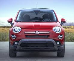 Fiat 500x Led Lights Refreshed 2019 Fiat 500x Crossover Lands This Summer With 70