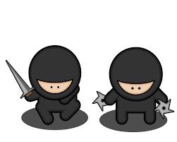 cute ninja clipart. Interesting Ninja Ninja Clip Art For Cute Clipart