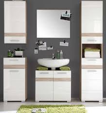 Designer Waschbeckenunterschrank Set Schrank Regal