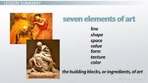 Most definitions of music include a reference to sound and sound perception can be divided. What Are The Seven Elements Of Art Definition Examples Video Lesson Transcript Study Com