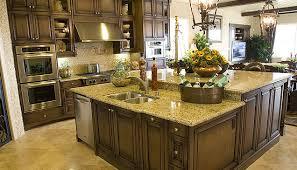 friendly feature santa cecilia granite countertop