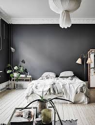 poorly lit room i would add in strip lighting on the ceiling to make room pop dark grey bedroom walls o0 grey