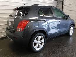 Used 2014 Chevrolet Trax LTZ for sale | Northshore Auto Mall