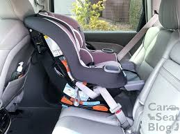 how to install graco 4ever car seat rear facing latch extend