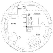 small earthbag house plans Tiny House Plan Free earthbag geodesic dome (click to enlarge) tiny house plans free