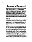 global warming and the greenhouse effect gcse geography marked  global warming