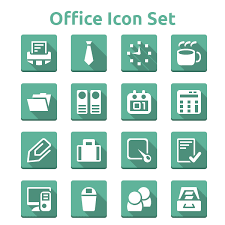 Office Psd Icon Set Free Icons