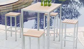 condo outdoor furniture dining table balcony. shop resin teak furniture from balcony to bar tables great outdoor patio for your backyard or condo dining table n