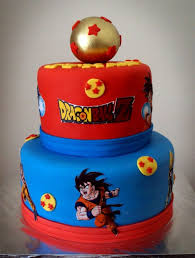 Dragon Ball Z Decorations Birthday Cake Ideas dragon ball z birthday cake Dragon Ball Z 50