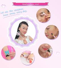 fashion funny makeup s cosmetics sets games of kids
