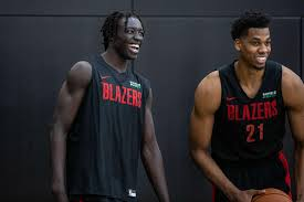 PHOTOS » Wenyen Gabriel - Best photos of 2019 - 20 | Portland Trail Blazers