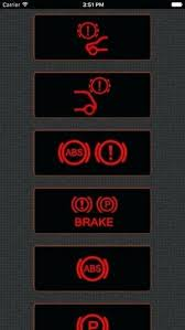 Bmw Dashboard Warning Lights Chart Bmw Dash Lights 3core Co