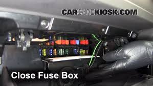 interior fuse box location 2002 2008 bmw 745i 2004 bmw 745i 4 4l v8