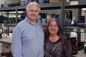 Inside the Artists' Studio with Donna and Randall Rollins -The Goods