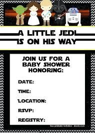 Star Wars Party Invitation Template Free Birthday Invitations