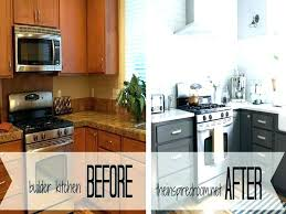 before and after painted kitchen cabinets before and after painted cabinet painting old kitchen cabinets before