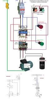 contactor wiring diagram wiring diagram for you • contactor wiring guide for 3 phase motor circuit breaker rh com contactor wiring diagram a1 a2 contactor wiring diagram start stop