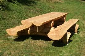 Table Banc De Jardin Beau Matelas Pour Banc Exterieur 4 Mobilier