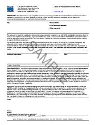 How To Write A Letter Of Recommendation Fill Online Printable